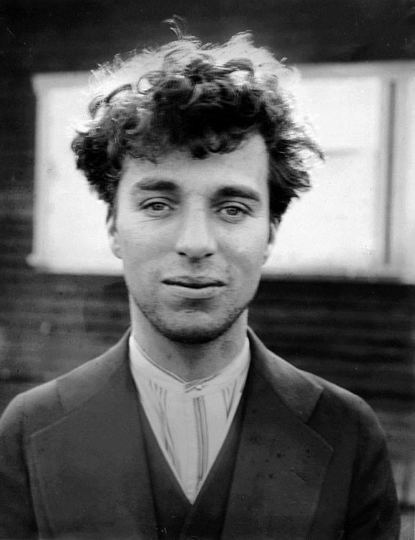 Charlie Chaplin at 27 1916.