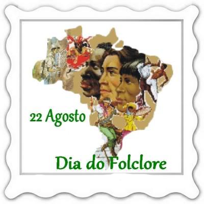22 agosto dia do folclore
