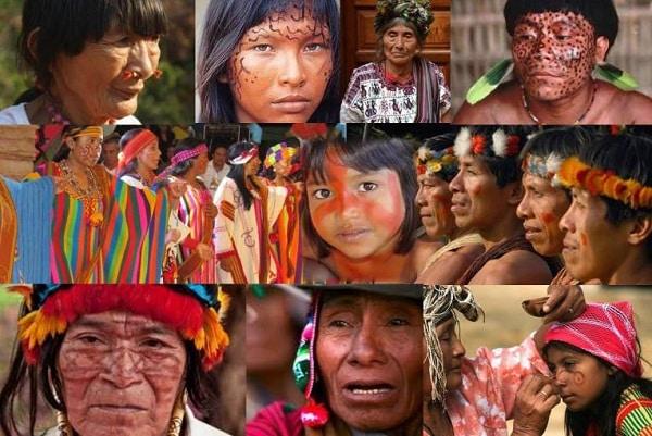 CULTURA INDÍGENA Manifestaciones culturales América Latina