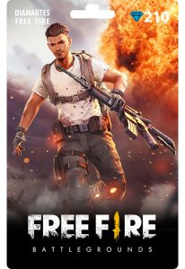 Garena Free Fire Diamante