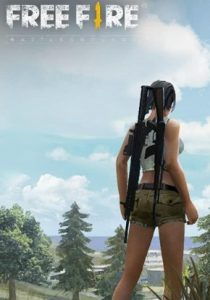 battlegrounds free fire portada