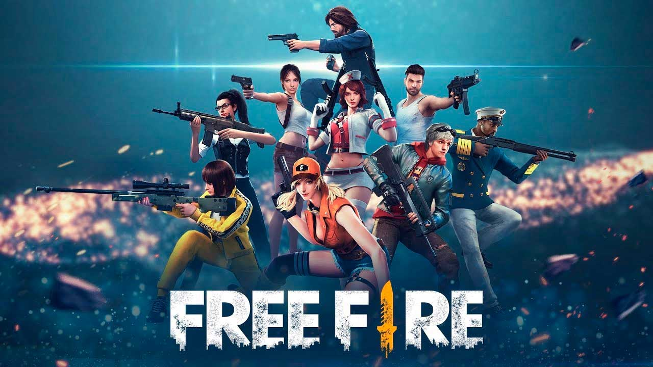 Free Fire Video Game