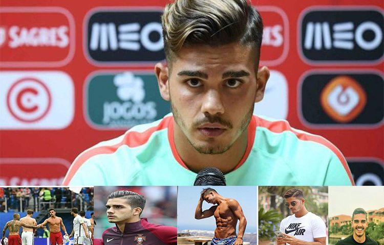 André Miguel Valente Silva es un futbolista portugués