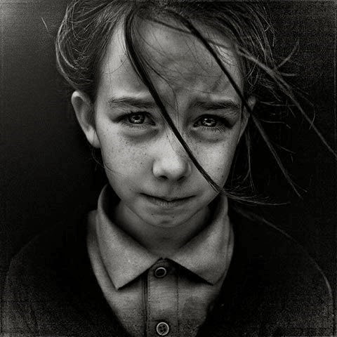 Foto Niño triste