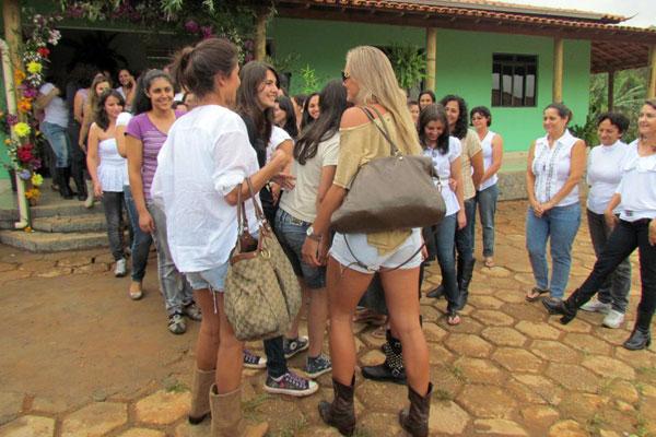 Photos of the Brazilian Amazon Indians Community Noiva do Cordeiro