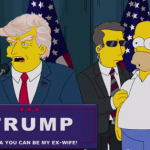 Los Simpson se burlan de Donald Trump / The Simpsons make fun of Donald Trump