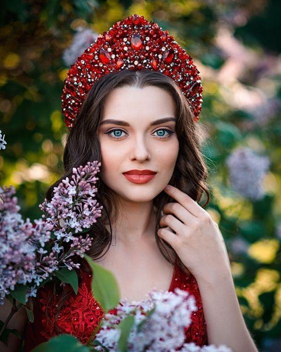 Красивые русские женщины
