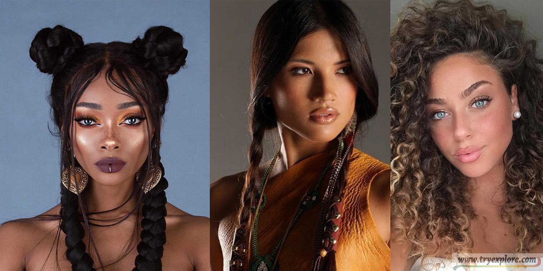 Mujeres latinas bellas tryexplore