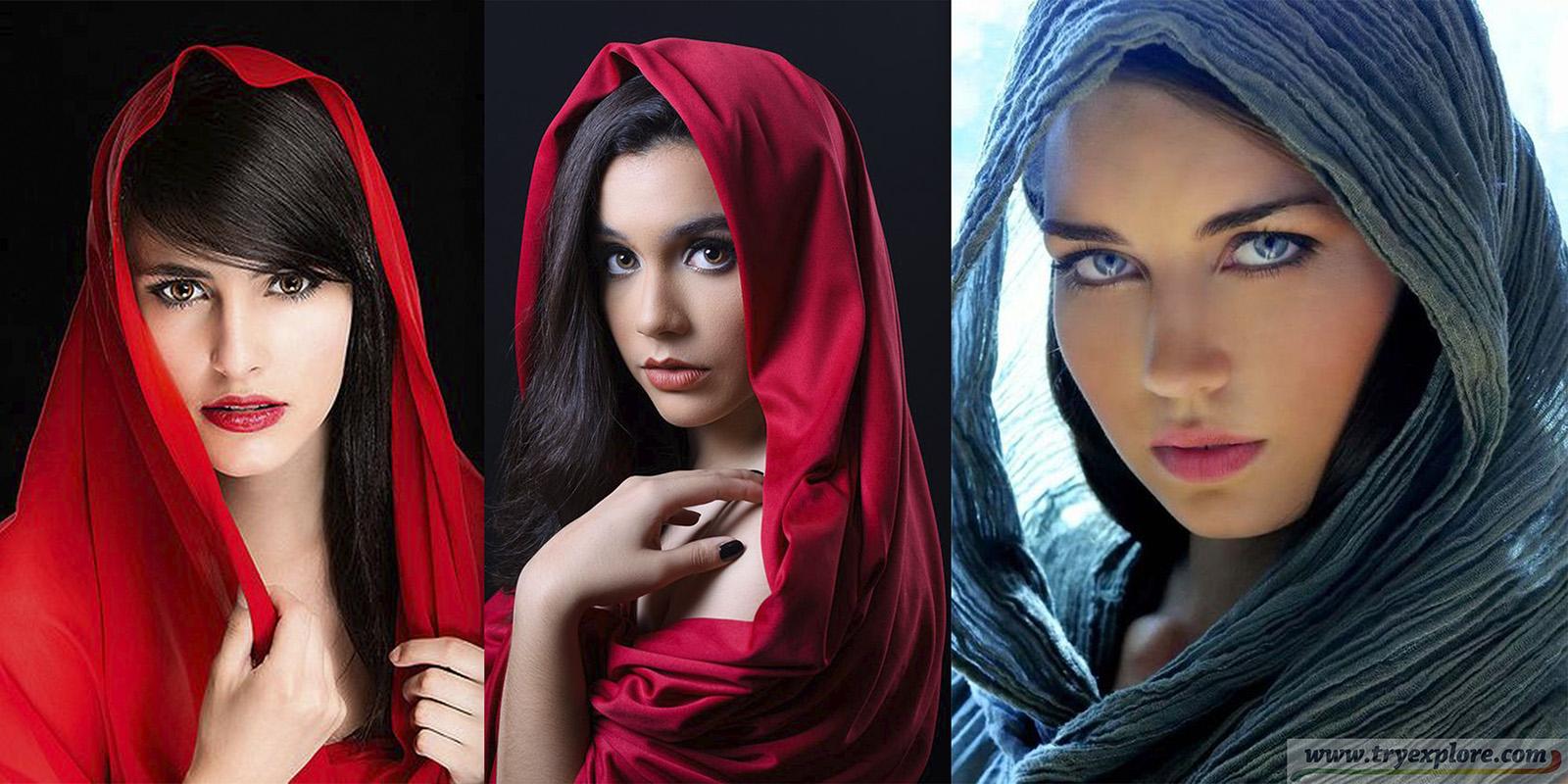Mujeres Árabes bellas tryexplore