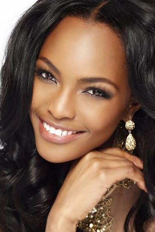 fotos bellas mujeres negras
