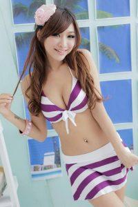 mujeres bellas de Asia