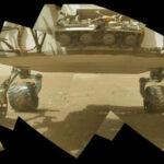 Selfie Curiosity Marte 2021. Imágenes del Planeta Marte