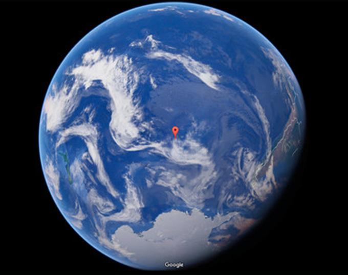 Poca variedad de vida en el polo oceánico de inaccesibilidad tryexplore 680x536